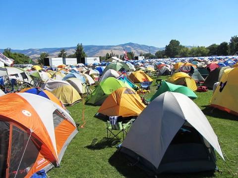 初心者にもオススメ1人・2人・3人用人気のテント