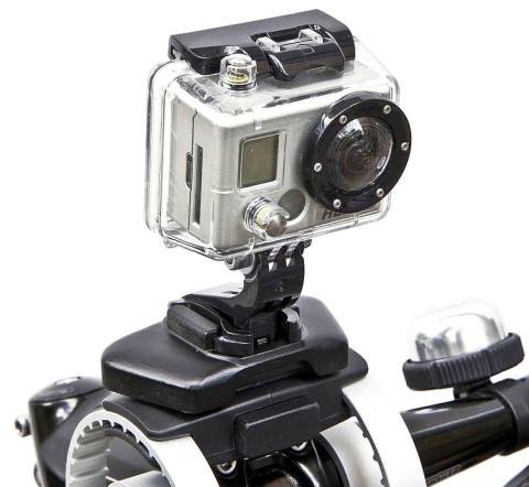 人気のアクションカメラ(ウェアラブルカメラ)