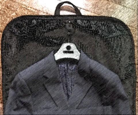 オススメのガーメントバッグ