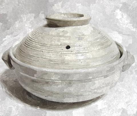 オススメのご飯土鍋